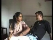 Desi amateur fucked by a white guy