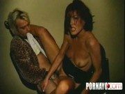 Brunette MILF Gets Gapping Anal Fucked In Public