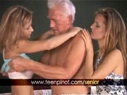 Older doctor banging blonde babe