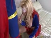 Super Jennifer Adams meets SuperCock - Real Wife Stories