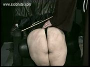 Naughty nun with her skirt up is kneeling for master priest