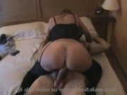 Italian wife cuckolds husband