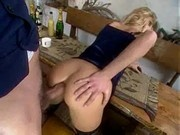 Blonde Anal - Por el Culito