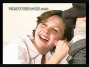 Amelie teen laughing