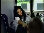 Olivia del rio in the ambulance