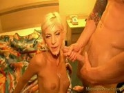 Christine Alexis - Christine Gets Cumloaded