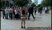 Amateur public nudity and sex