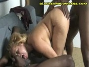 White Cougar Bitch Black Fucking