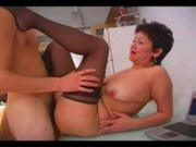 Mature Teacher and Teen Boy xLx