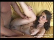 Alicia Alighatti gets spanked and swallows