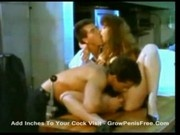 Christy Canyon with Peter and T.T..