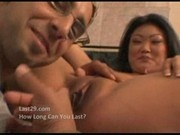 Asian Fingered Til She Squirts
