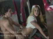 Vicky - Blond nurse banging 2