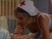 Vanessa Chase as The Horny Nurse
