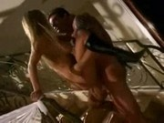 Hot Blonde Gets Rammed Up The Ass In a Mansion!