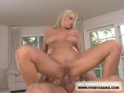 Hot Blonde Dasha Enjoys Anal Fucking