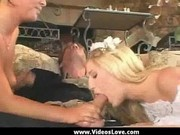 Bride groom and his sister fucking all