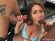 Threesome sex with Tyffany Mynx - Fuck My Wife