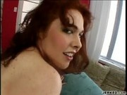 Mae Victoria Fills Her Ass With A Hard Cock And Cum - Bottom Bang