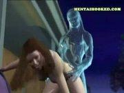 3D Monster Sex part13