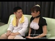 Tight Japanese Maid 1