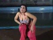 Big tits mujra nude dance
