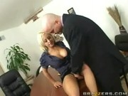 Attorney Savanah Gold gets fucked by her rival Attorney - Brazzers Vault