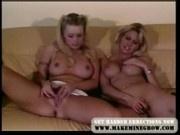 Ass Poppen - Hot Blond Lesbians!