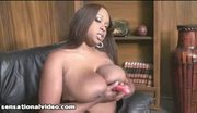 Simone staxxx sexy black bbw please herself