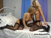 Tammy and sarah hot lesbian action