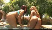 2 big black butts anal
