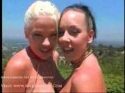 Sandra - Nasty bitches get shagged1