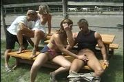 Groupsex outdoor
