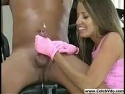Pink Gloves Amateur sex