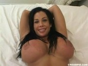 09-Holly Body - Creampie