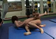 Laetitia vs veronique kontex wrestling