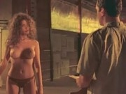 Angie Cepeda topless video scene