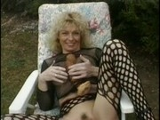 Mature blonde fucked in many ways