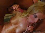 Barbara Summer gets her Pussy fucked and creamed - All Internal
