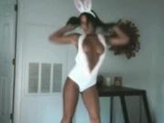Hot bunny teen