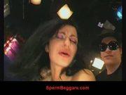 German goo girl gets her tight ass fucked