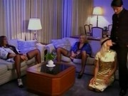 Fatal Orchid Foursome Scene