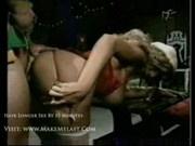 Angela - a midget cock fuck