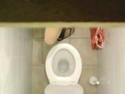 masturbation dans les toilettes au travail