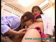 School Girls Asians Get It On In the Classroom