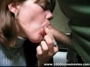 Real amateur facial cumshot