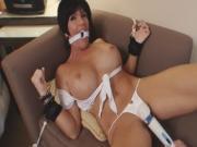 milf bound hitachi orgasm