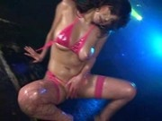 Micro Bikini Oily Dance Shaka