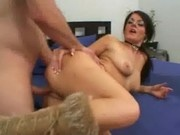 Hot Squit Of Sophie Dee On His Cock