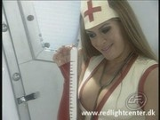 Gina Ryden Duble penetrated as nurse